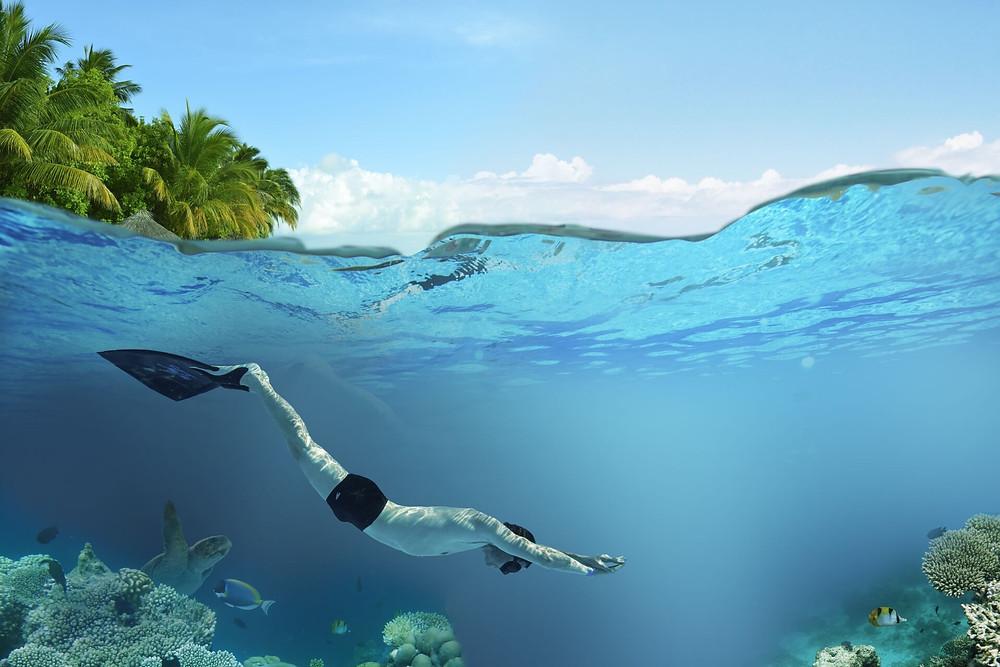 自然で泳ぐOWS(オープンウォータースイミング)ってどんな競技?