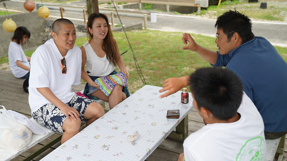 奄美大島・加計呂麻島 実名(さねく)集落