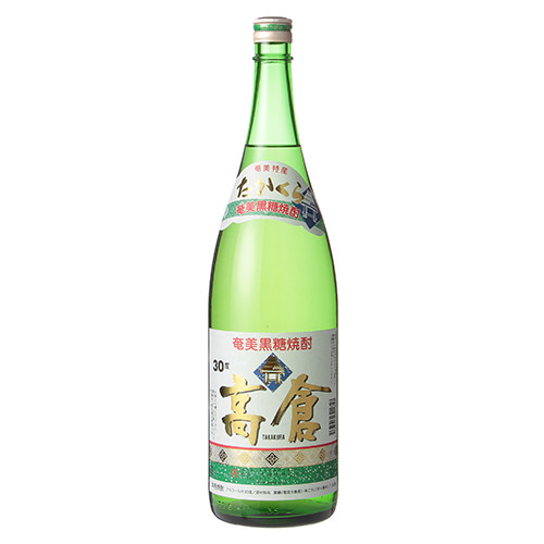 奄美大島酒造 奄美黒糖焼酎 高倉