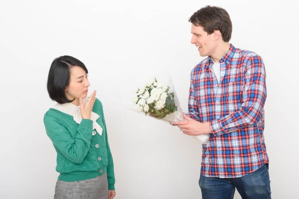 婚活中の女性は気を付けよう!男性が勘違いする女性の言動や行動!