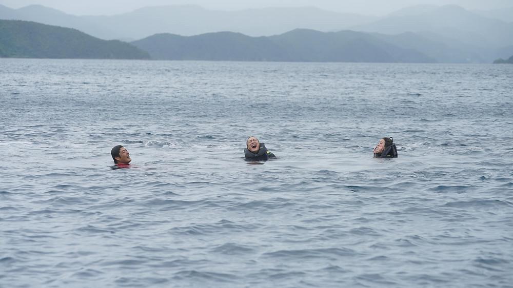 奄美大島のアクティビティ『ダンデライオン奄美』のバナナボート