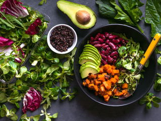 Dieta vegetariana, todos sus secretos