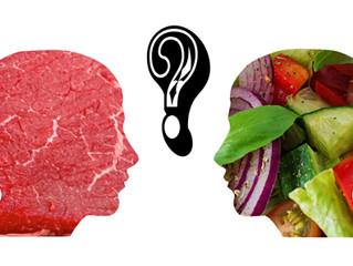 ¿Y tu de quién eres?  Meat vs Plants