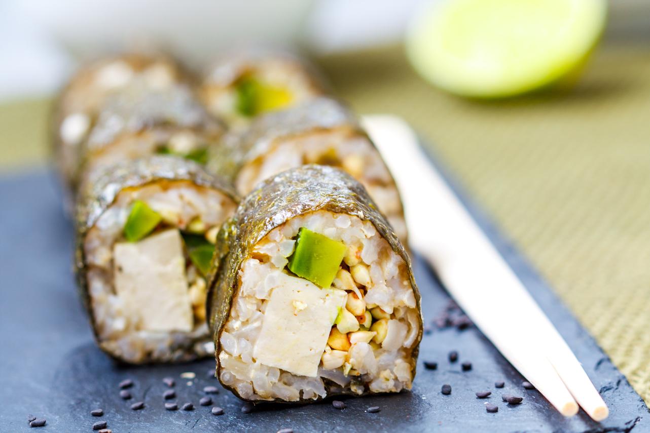 Maki de Tofu