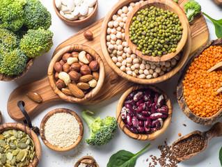 Proteína para veganos: cómo conseguirla