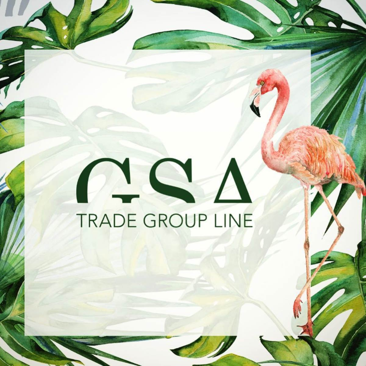 Logotype for GSA Trade Group Line