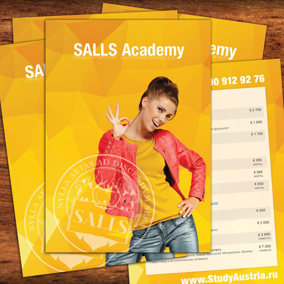 SALLS Corporate Design
