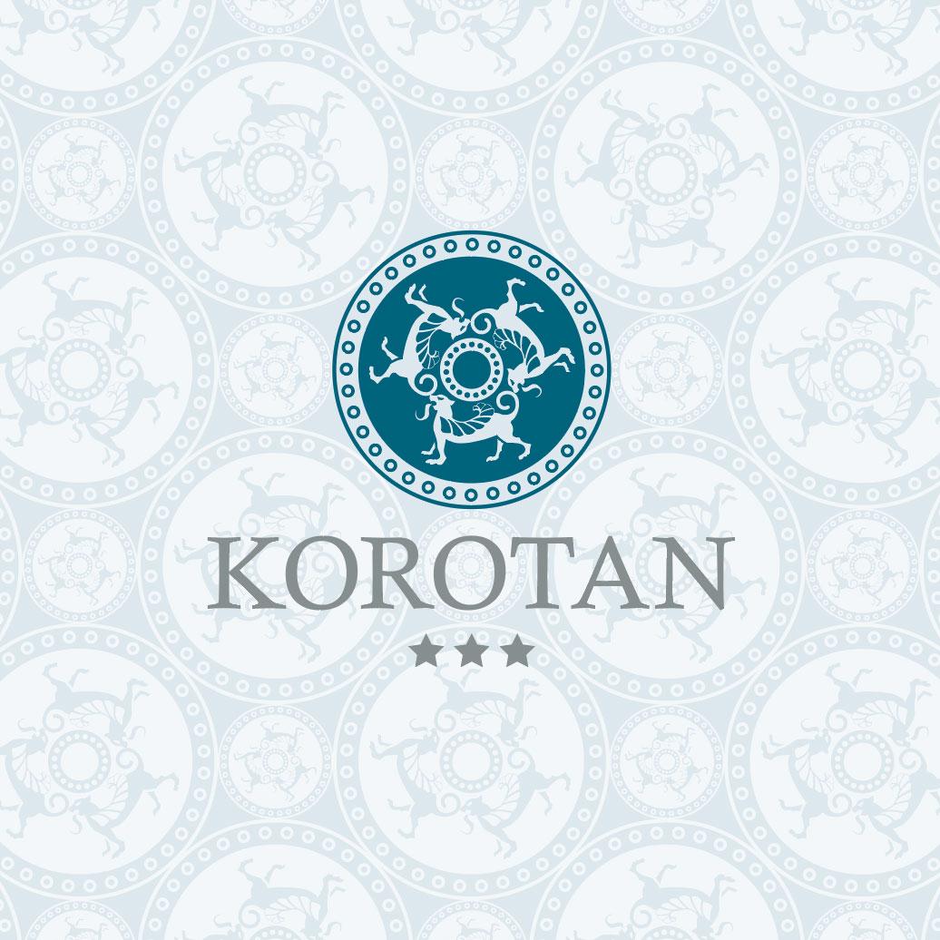 Logo Design for Korotan Hotel