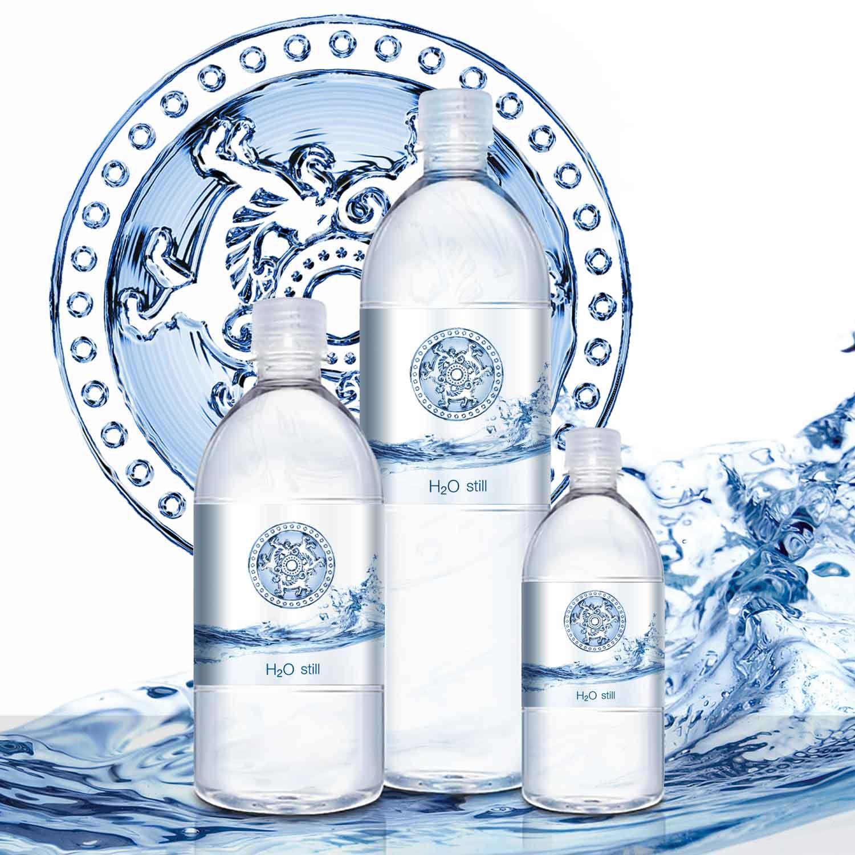 Water label for Korotan Hotel