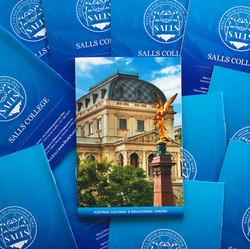 SALLS Booklet Design