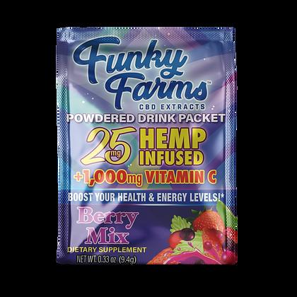 CBD Drink Packet - Berry Blend (25mg)