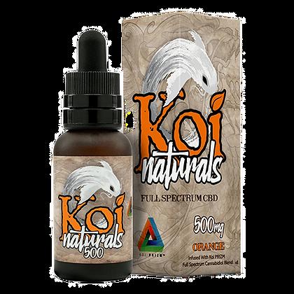 KOI Naturals Orange CBD Oil - 500mg (30mL Bottle)