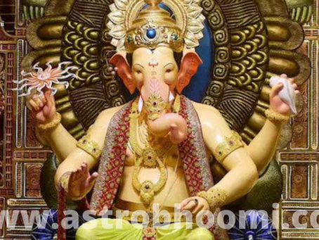 Ganesh Chaturthi 2021 : Bappa's special grace will be on zodiac signs