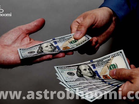 Astrology Remedies to get rid of Financial Problems