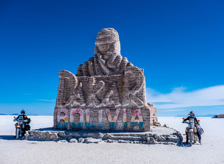 Week 73 - Uyuni & The Salt Flats