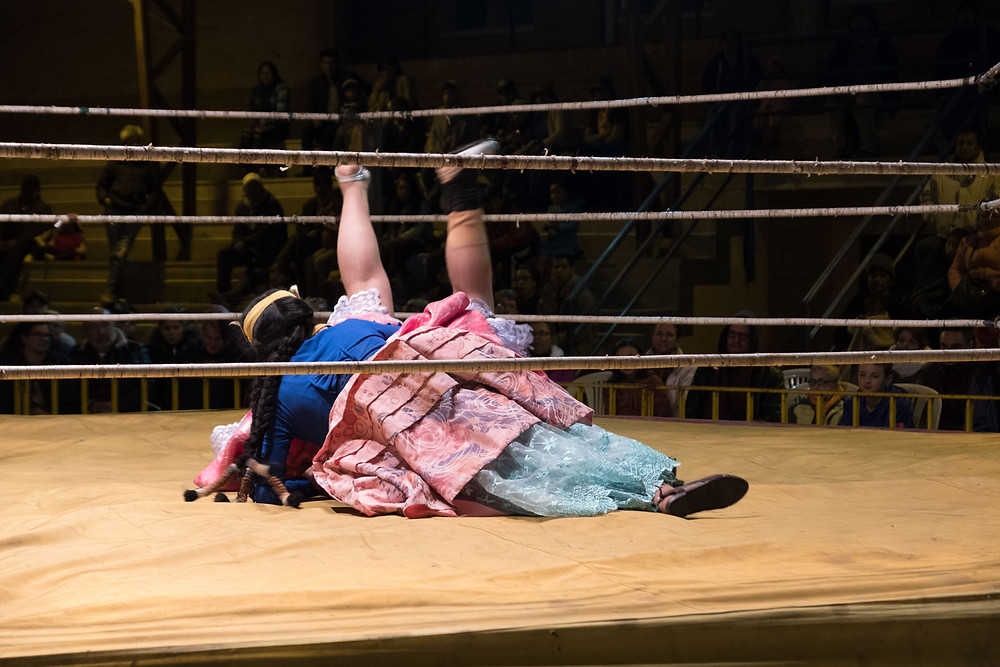 Cholitas Wrestling-AvVida.co.uk