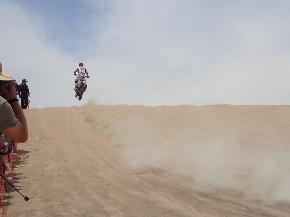 Air at Dakar 2018