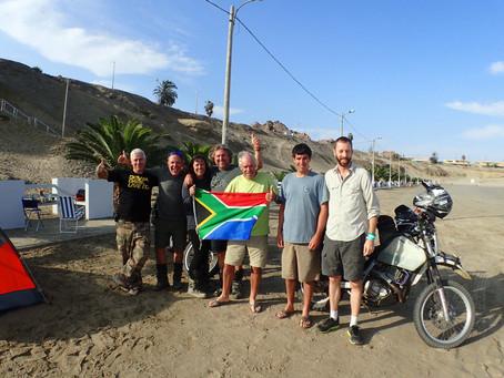 Week 40 & 41 - From Coast to Cusco