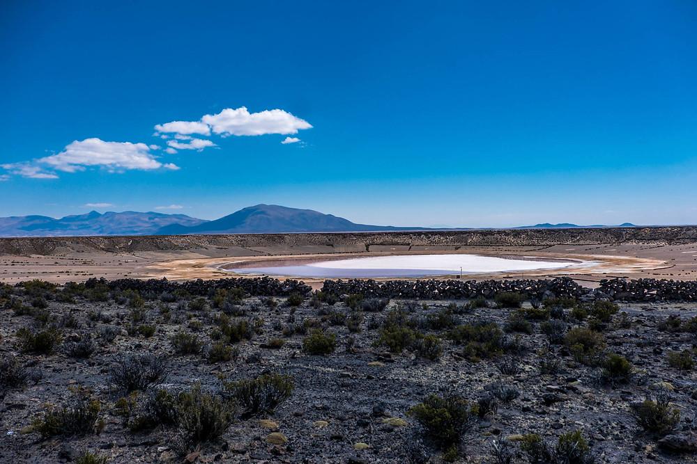 Meteor Crater, Bolivia - AvVida.co.uk