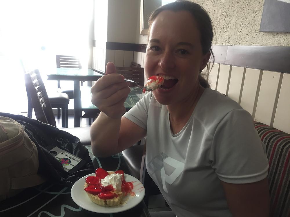 Amazing strawberry tart! - AvVida.co.uk