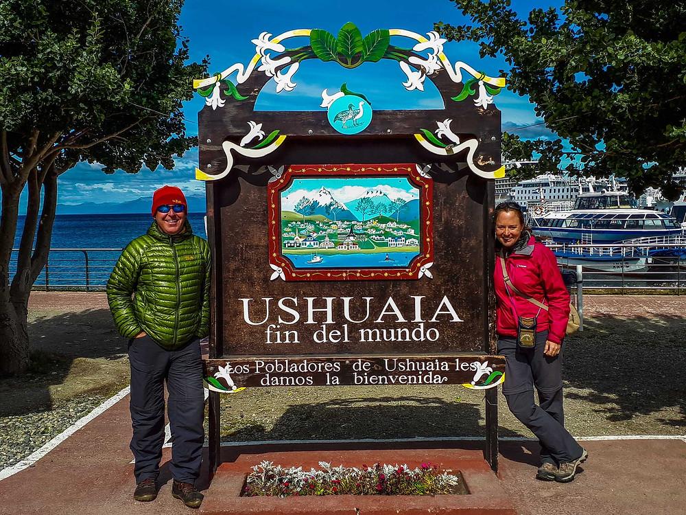 Ushuaia, Fin del Mundo - AvVida.co.uk