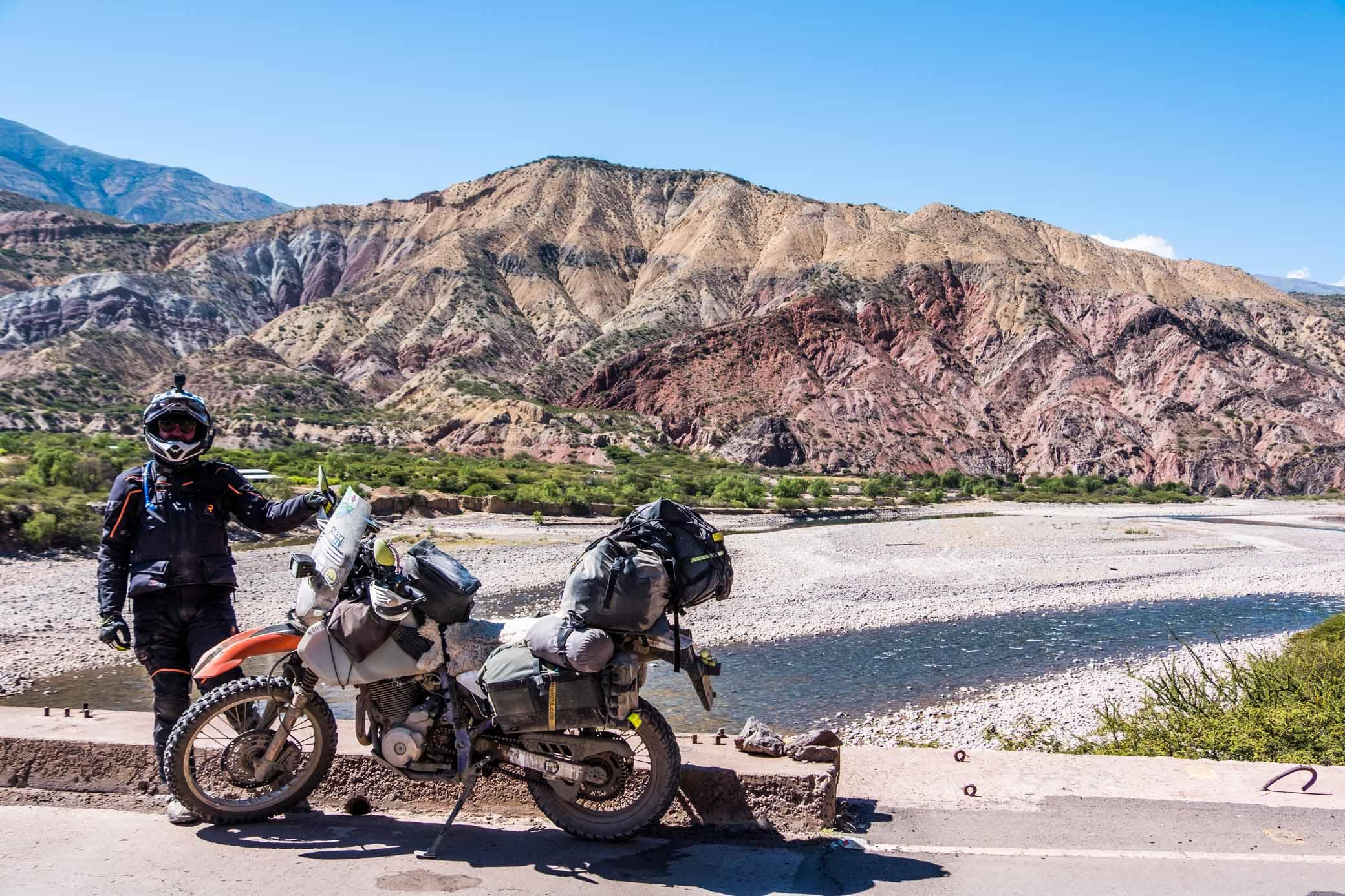 Kelvin backroads Peru