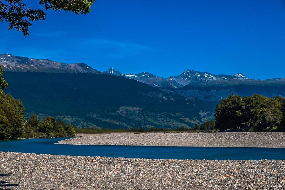 Rio Murta, Carretera Austral, Chile - AvVida.co.uk