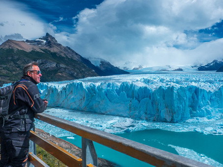 Week 93 - Windy Ruta 40 & Perito Moreno Glacier!