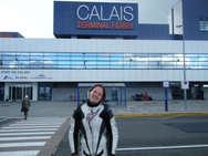 Calais....At Last!!