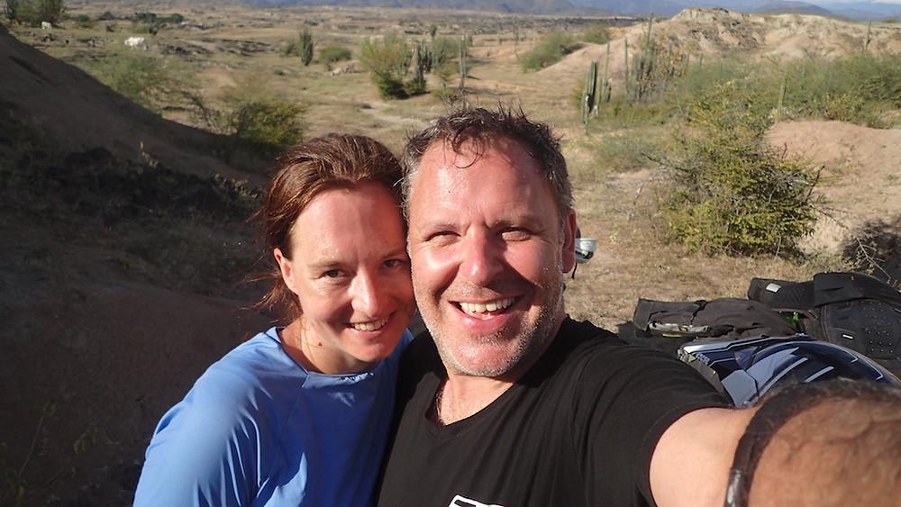 Melting in the Tatacoa Desert!