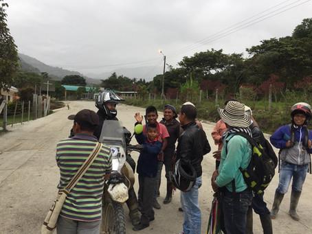 Weeks 12 & 13 - Tierradentro and the Tatacoa Desert