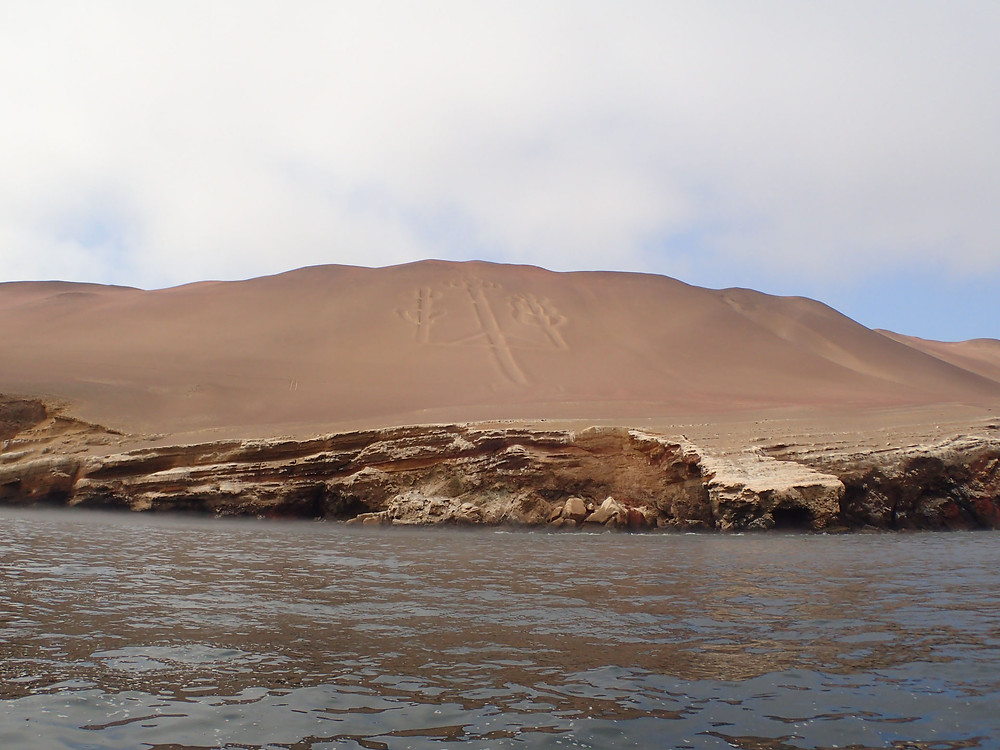 La Candelabra, Paracas