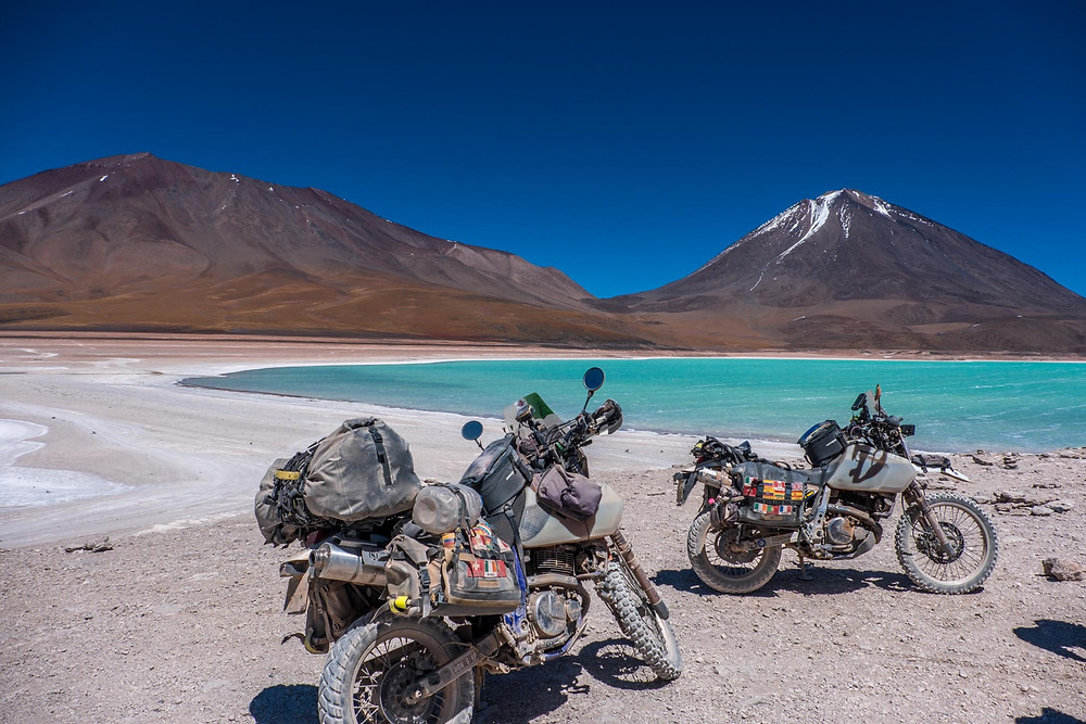 Laguna Verde,  Lagunas Route, Bolivia - AvVida.co.uk