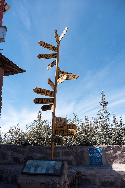 Signpost - AvVida.co.uk