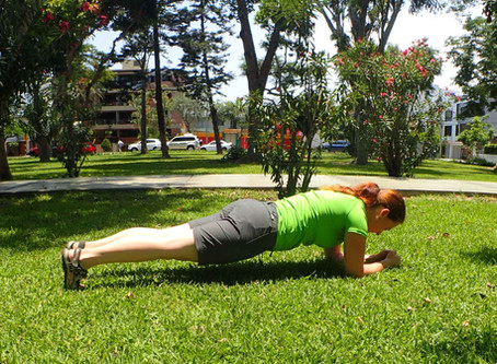 Suzie Says...Strengthen Your Back!