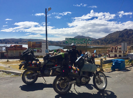 Week 61 - Copacabana, Bolivia!