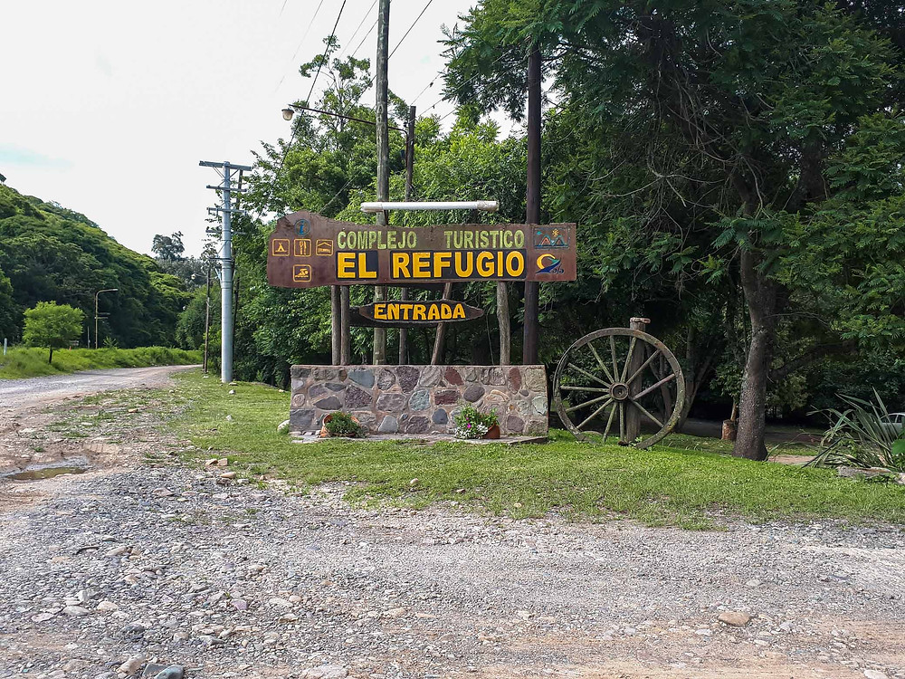 El Refugio Campsite in Yala - AvVida.co.uk
