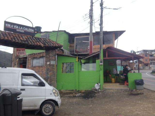 Canelazo - cafe-bar where we had pinchos
