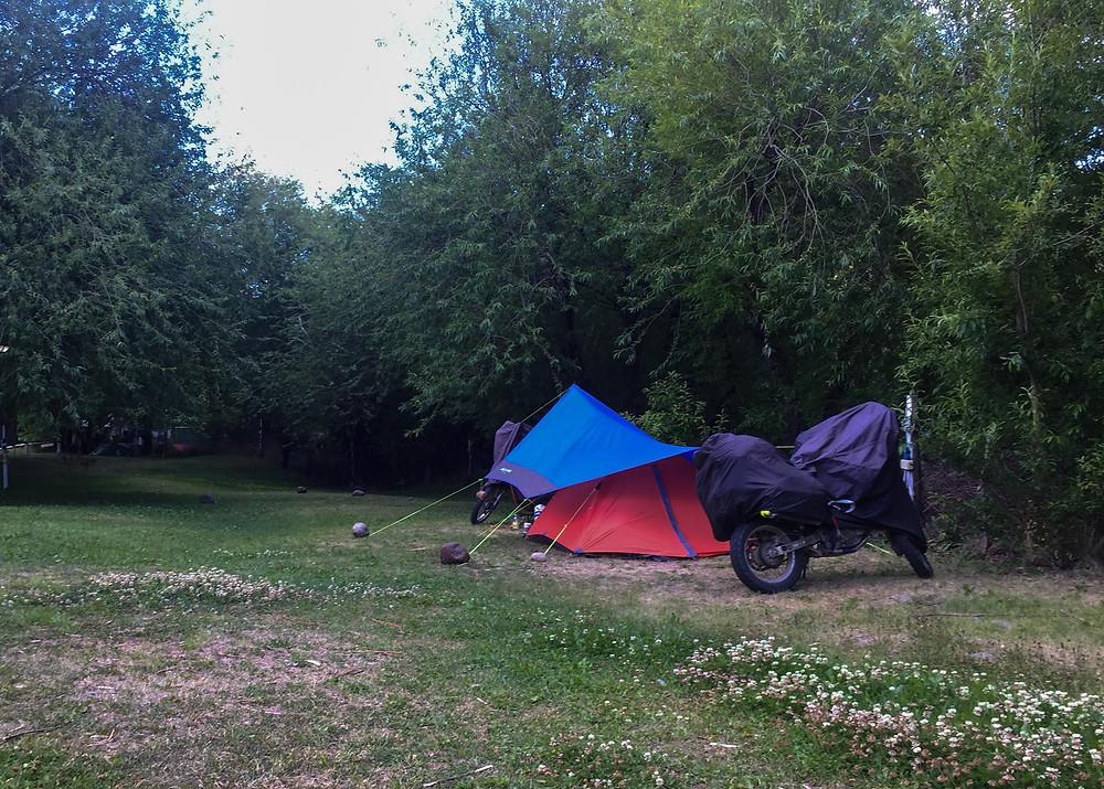 Camping Amsa, El Calafate - AvVida.co.uk