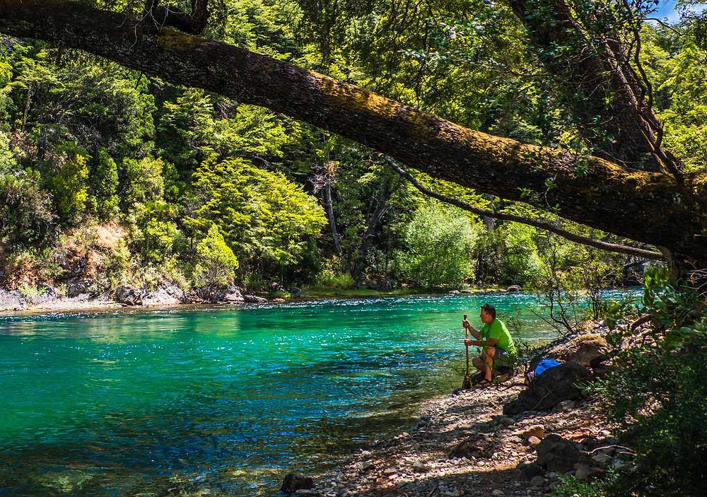Rio Manso, Patagonia - AvVida.co.uk