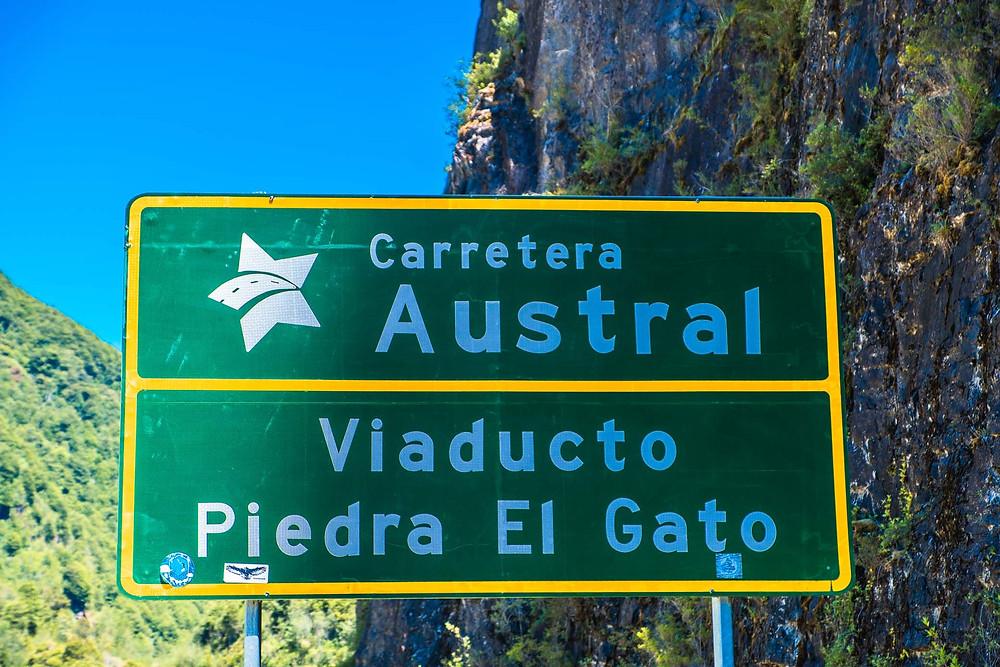 Viaducto Piedra El Gato on the Carretera Austral, Chile - AvVida.co.uk
