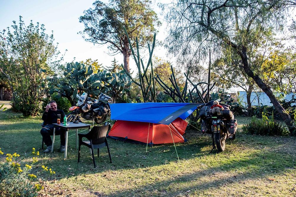 La Higuera Telegrafista Camping, Bolivia - AvVida.co.uk