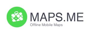 Maps.me App