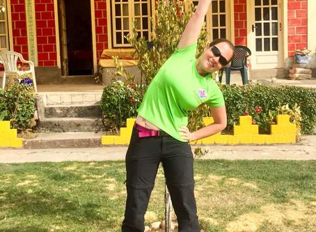 Suzie Says...Stretch Your Body!