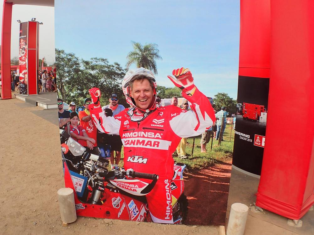 Kelvin Dakar 2018
