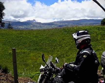 Week 16 - The Road to Los Nevados National Park