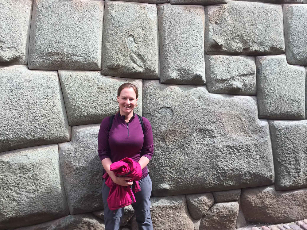 Inca stone wall - Picture by Kelvin Prevett