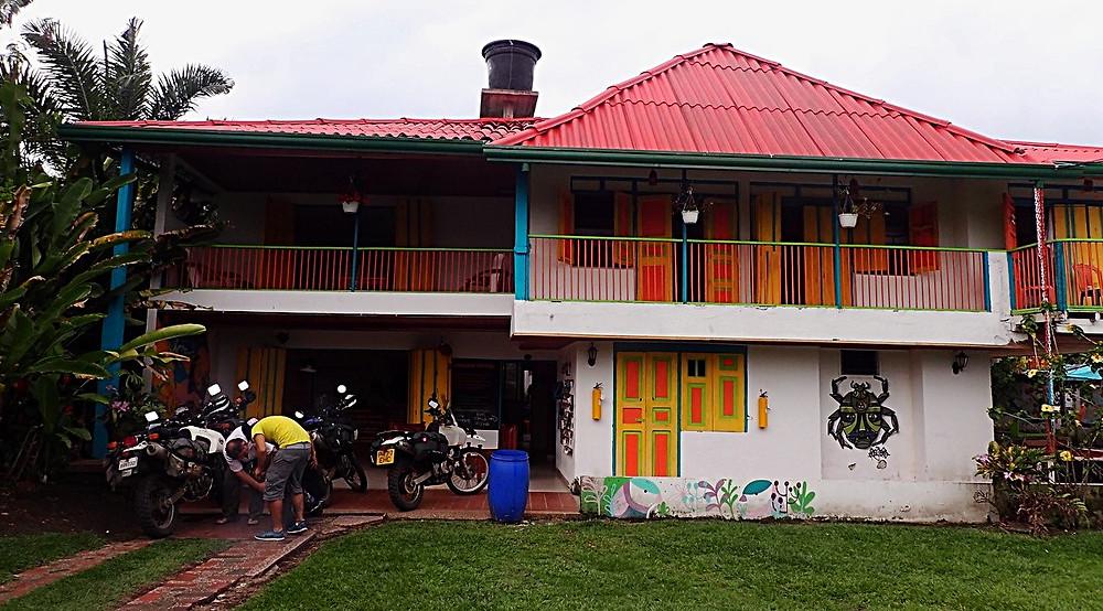 Hostal Caragabi