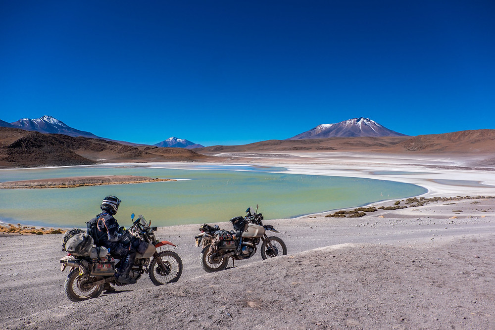 Laguna Honda, stunning views, Lagunas Route - AvVida.co.uk