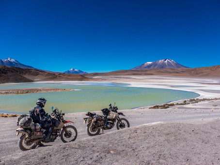Week 74 - The Lagunas Route
